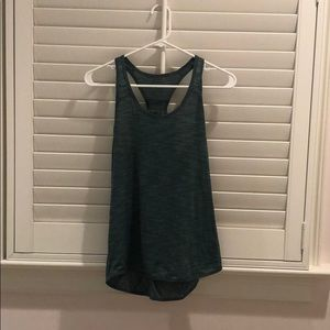 LULULEMOM workout tank!  Size 2.  SO COMFY!